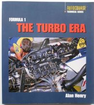 FORMULA 1 - THE TURBO ERA  (Henry1988)